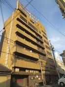 天野ビル・アマックス駒川の外観