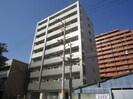パークフラッツ新大阪の外観