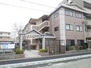 ラシャンテ武庫之荘の外観