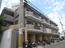 シャルマンフジ堺東壱番館の外観