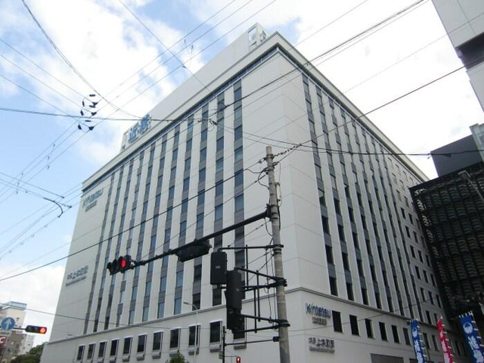近鉄百貨店(デパート)まで180m