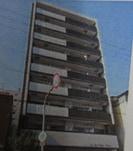 プレミアムコート大正フロント(602)の外観