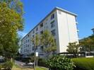 富田第二住宅60号棟(204)の外観