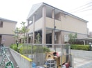 バンブ-コ-トⅢ番館の外観