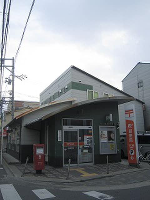 守口梶郵便局(郵便局)まで511m