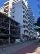 菊川マンションの外観