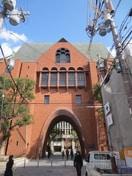 近畿大学(大学/短大/専門学校)まで496m