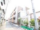 エ-デル阪部八番館の外観