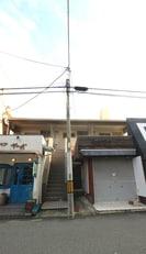 菊矢荘の外観