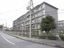 膳所ハイツ8号棟(206)の外観