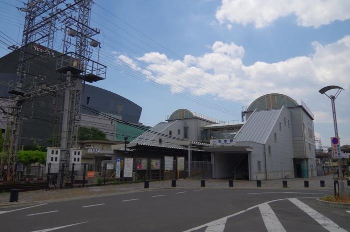 安堂駅(役所)まで123m