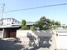 三条町貸家の外観
