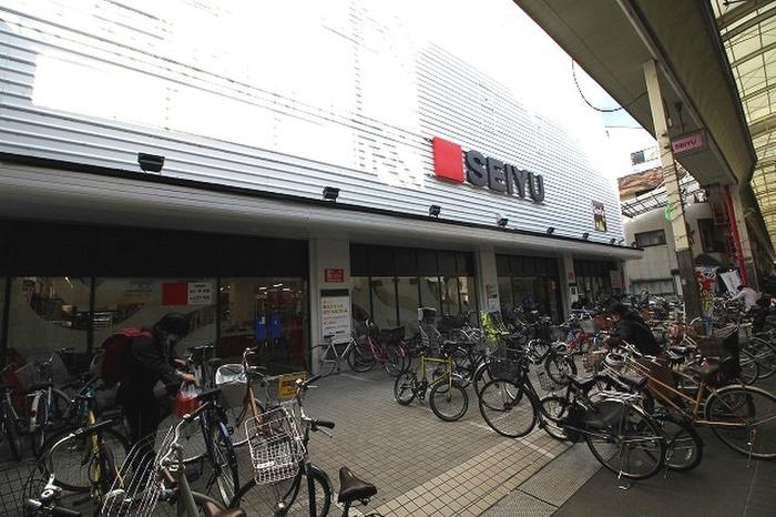 西友三条店(スーパー)まで350m