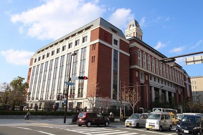 立命館大学朱雀キャンパス(大学/短大/専門学校)まで500m