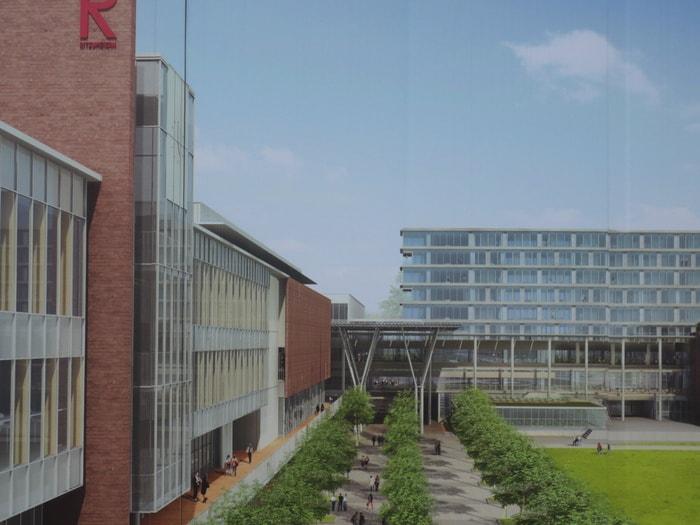 立命館大学(大学/短大/専門学校)まで400m