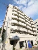 アルテハイム神戸県庁前の外観