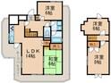 小林ファミリ-トラストハウスの間取図