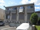メゾネット寺島Bの外観