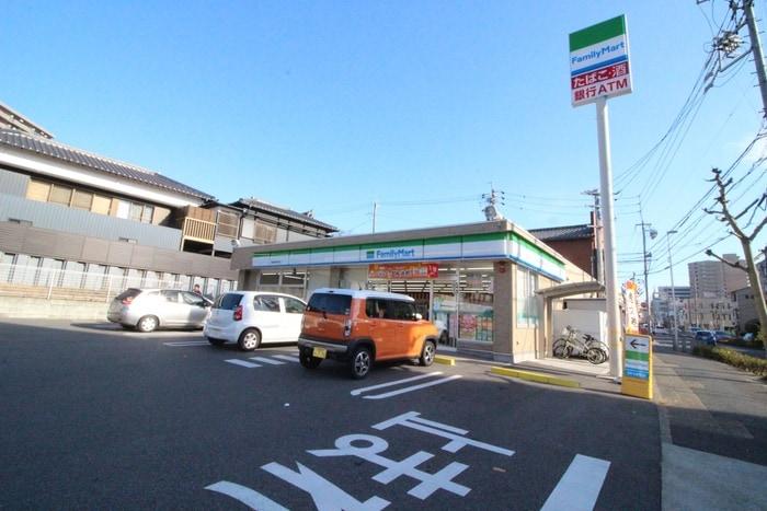 ファミリーマート昭和滝川町店(コンビニ)まで350m