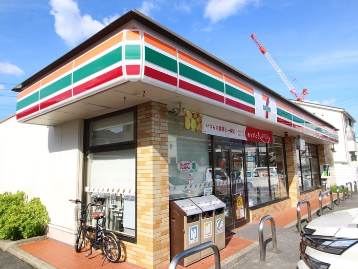 セブンイレブン長久手はなみずき店(コンビニ)まで570m