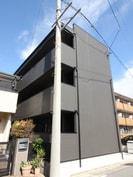 メゾンソレイユ名駅西の外観