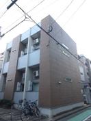 D-rise箱崎の外観
