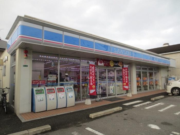 ローソン福岡魁誠高校前店(コンビニ)まで152m