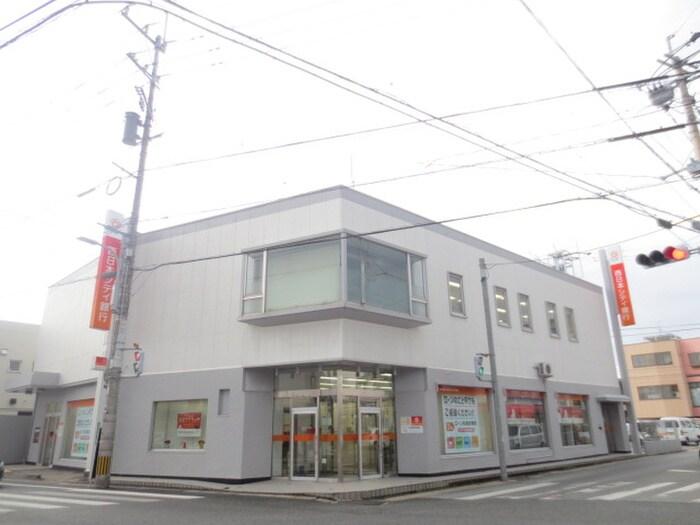 西日本シティ銀行粕屋店(銀行)まで1100m