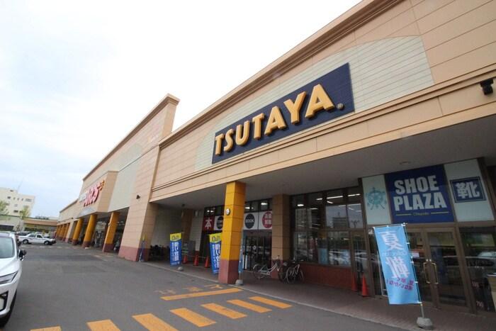 TSUTAYA(ビデオ/DVD)まで742m
