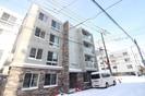 AKUBI 東札幌の外観