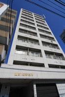 第81松井ビルの外観