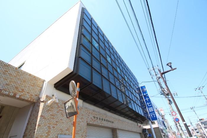 七十七銀行仙台宮町支店(銀行)まで597m