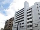 広島畳材Vビルの外観