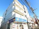 近鉄難波線・奈良線/富雄駅 徒歩1分 4階 築26年の外観