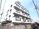 近鉄難波線・奈良線/富雄駅 徒歩3分 4階 築30年の外観