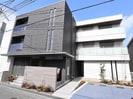 近鉄難波線・奈良線/学園前駅 徒歩5分 2階 築浅の外観
