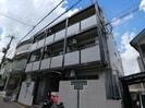 近鉄難波線・奈良線/東生駒駅 徒歩10分 2階 築30年の外観