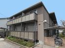近鉄難波線・奈良線/生駒駅 徒歩8分 1階 築13年の外観