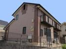 近鉄京都線/高の原駅 バス:5分:停歩5分 1-2階 築22年の外観