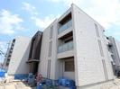 近鉄難波線・奈良線/大和西大寺駅 徒歩7分 3階 建築中の外観