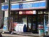 ローソン法円坂一丁目店(コンビニ)まで582m※ローソン法円坂一丁目店