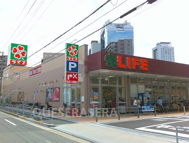 ライフ大淀中店(スーパー)まで415m※ライフ大淀中店