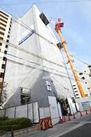 阪急神戸線/中津駅 徒歩3分 2階 建築中の外観