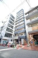 大阪メトロ谷町線/南森町駅 徒歩3分 8階 1年未満の外観