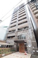 京阪本線・鴨東線/天満橋駅 徒歩7分 9階 築15年の外観