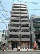 大阪メトロ谷町線/東梅田駅 徒歩3分 3階 築20年の外観