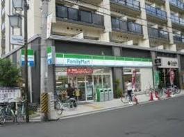 ファミリーマート天満市場店