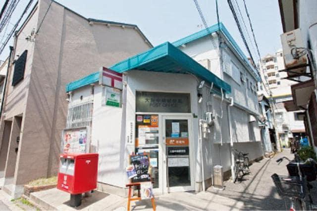 大阪中崎郵便局(郵便局)まで398m※大阪中崎郵便局