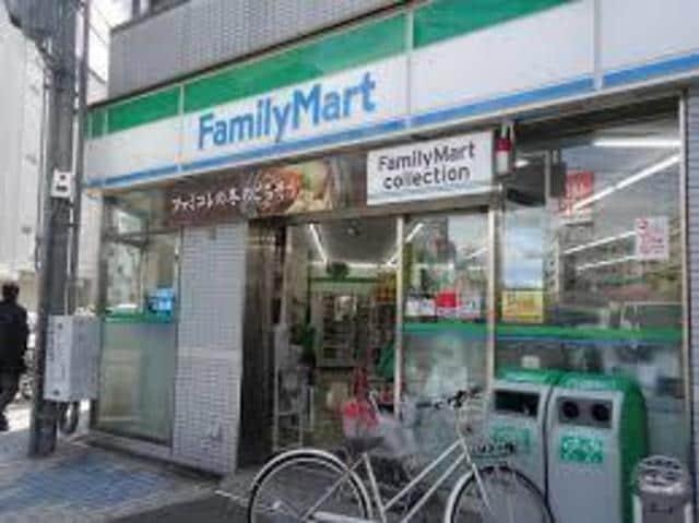 ファミリーマート新梅田店(コンビニ)まで540m※ファミリーマート新梅田店