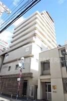 大阪メトロ御堂筋線/なんば駅 徒歩10分 11階 築14年の外観